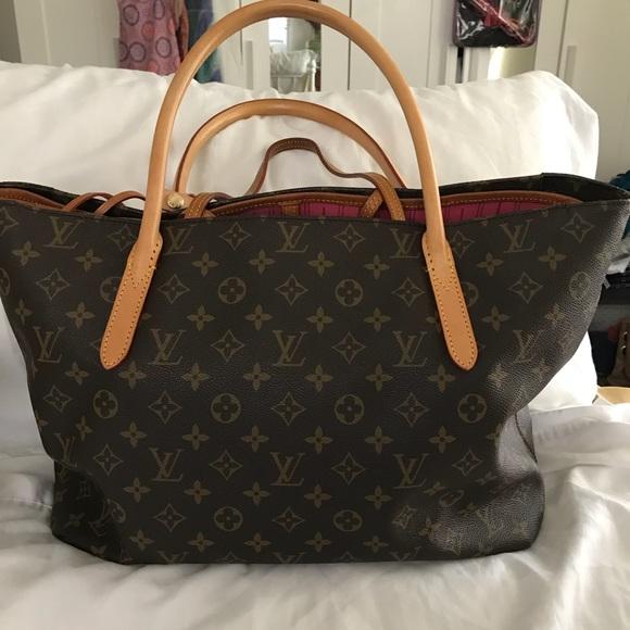 Bags   Classic Monogram Respail Gm Tote Bag   Poshmark 0109eadb00